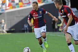 """Genoa in difficoltà, le parole di capitan Criscito: """"Serve c"""