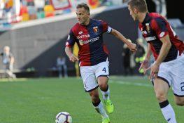 """Genoa, Criscito: """"Thiago Motta era mio compagno, è strano ad"""