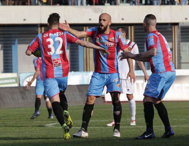 Catania-Juve Stabia