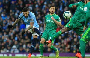 Manchester City Watford