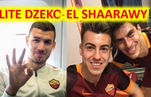Lite Dzeko-El Shaarawy