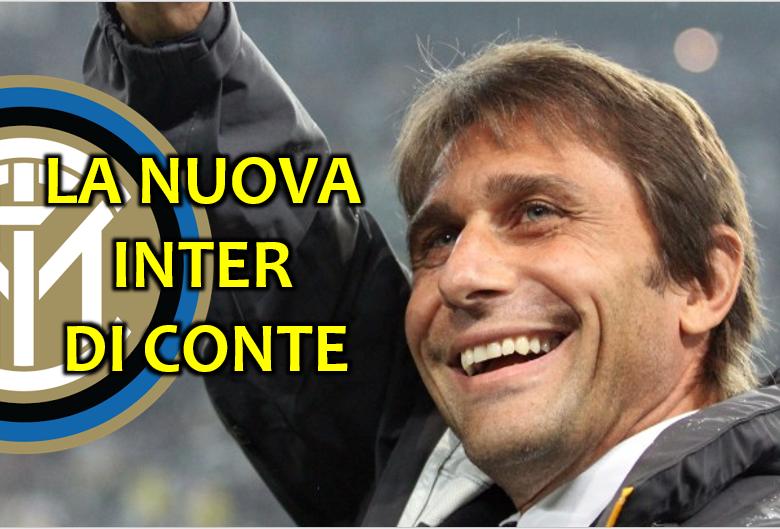 La nuova Inter di Conte