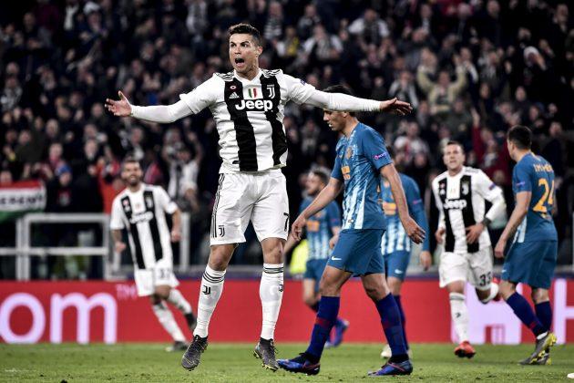 qualificazione Juventus