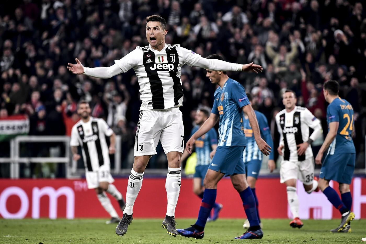 Ronaldo (Foto Marco Alpozzi/LaPresse LaPresse/)