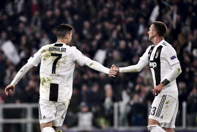 Champions in tv