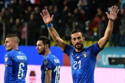 Italia Liechtenstein 6 0 diretta live, gioia anche per Pavol
