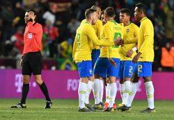 Amichevole, il Brasile batte la Repubblica Ceca per 3 1 [FOT