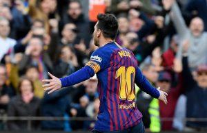 Messi punizione