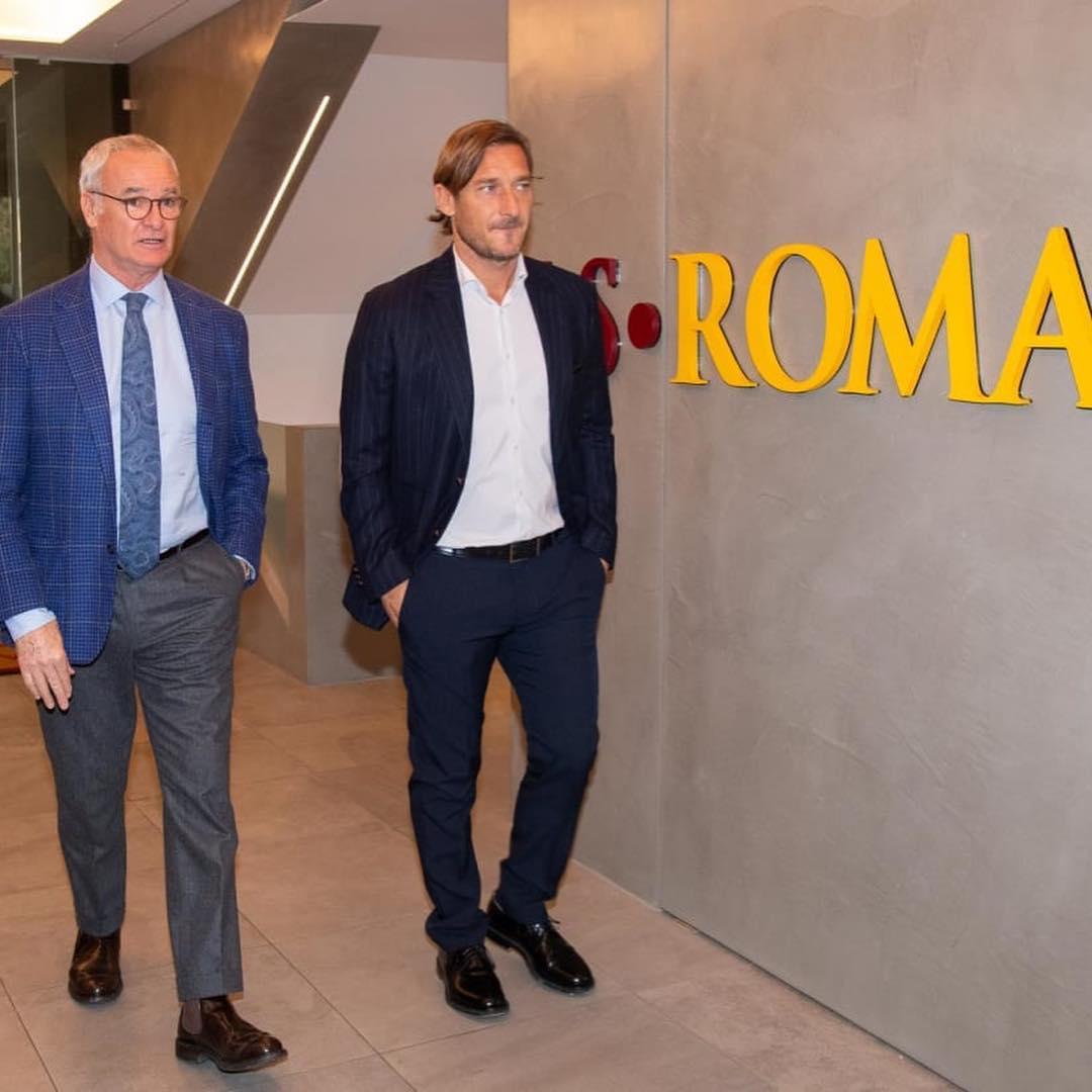 Foto Twitter Roma