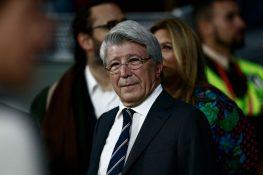 Calciomercato Napoli, le parole del presidente dell'Atletico