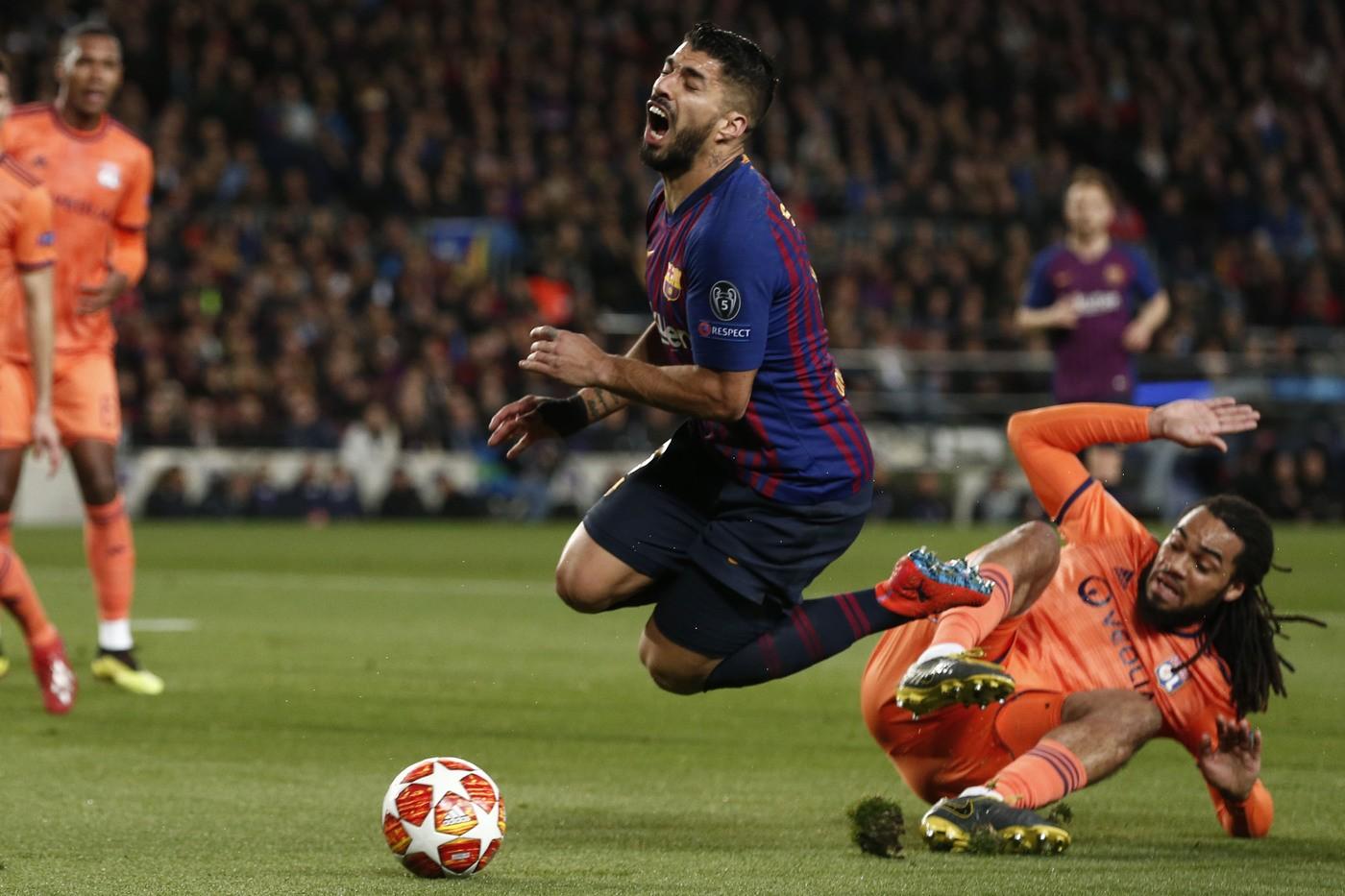 10. Suarez 28 milioni (Foto AFP/LaPresse)
