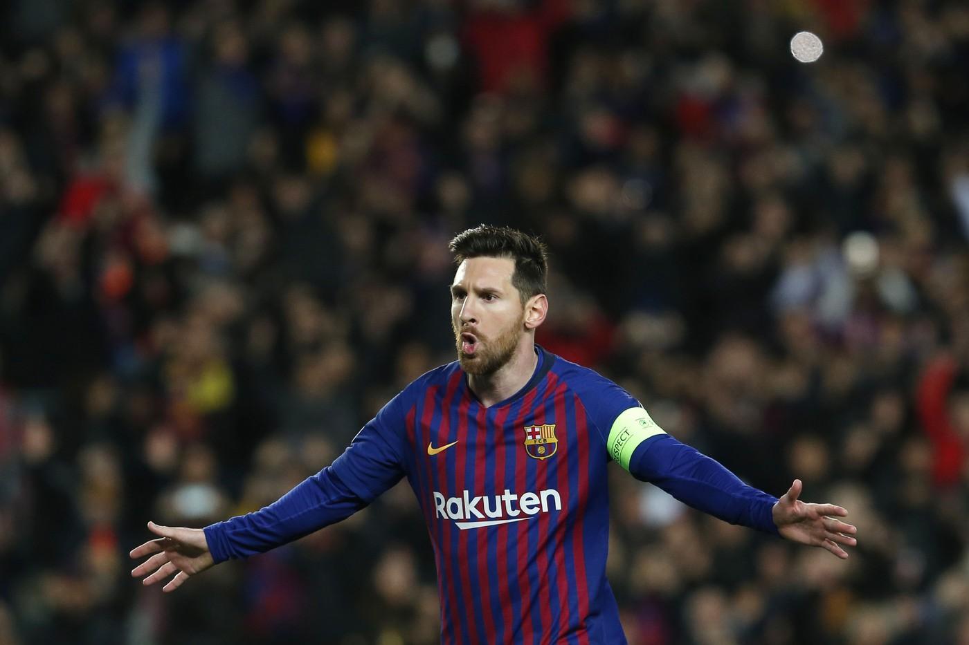 Messi 130 mln (AFP/LaPresse)