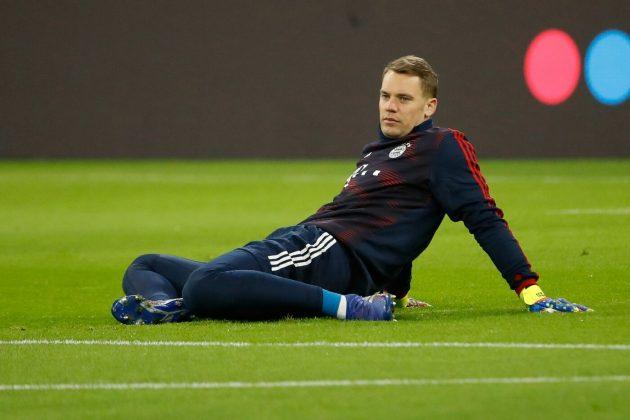 ritiro Neuer