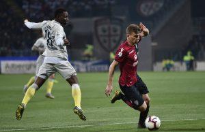 Cagliari Inter pagelle