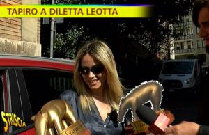 Tapiro Diletta Leotta