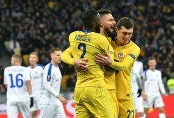 Risultati Europa League |  Il Chelsea passeggia a Kiev |  pari tra Krasnodar e Valencia FOTO