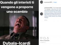 Scambio Dybala-Icardi