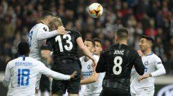 Inter-Eintracht Francoforte 0-1, diretta live: nerazzurri in svantaggio