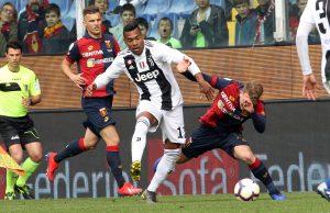 Genoa Juve pagelle