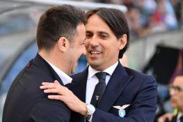 Formazioni ufficiali Lazio Parma: fuori Lazzari, ci sono Imm