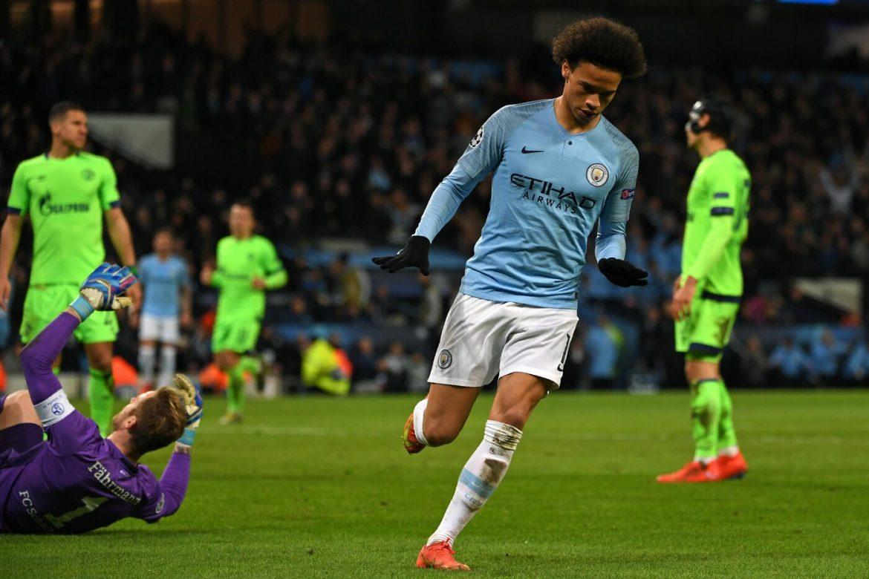 Manchester City Sane