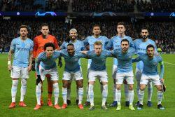 Il Manchester City partecipa alla Premier League Asia Trophy