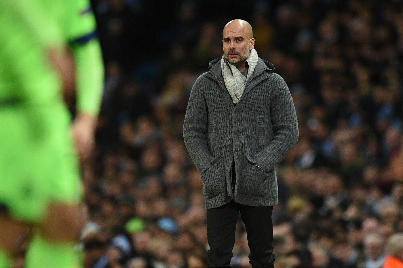 Pep Guardiola: 24 milioni di euro (Manchester City) AFP/LaPresse