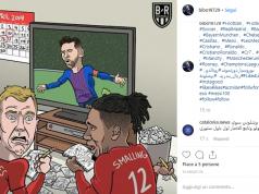 Tripletta Messi