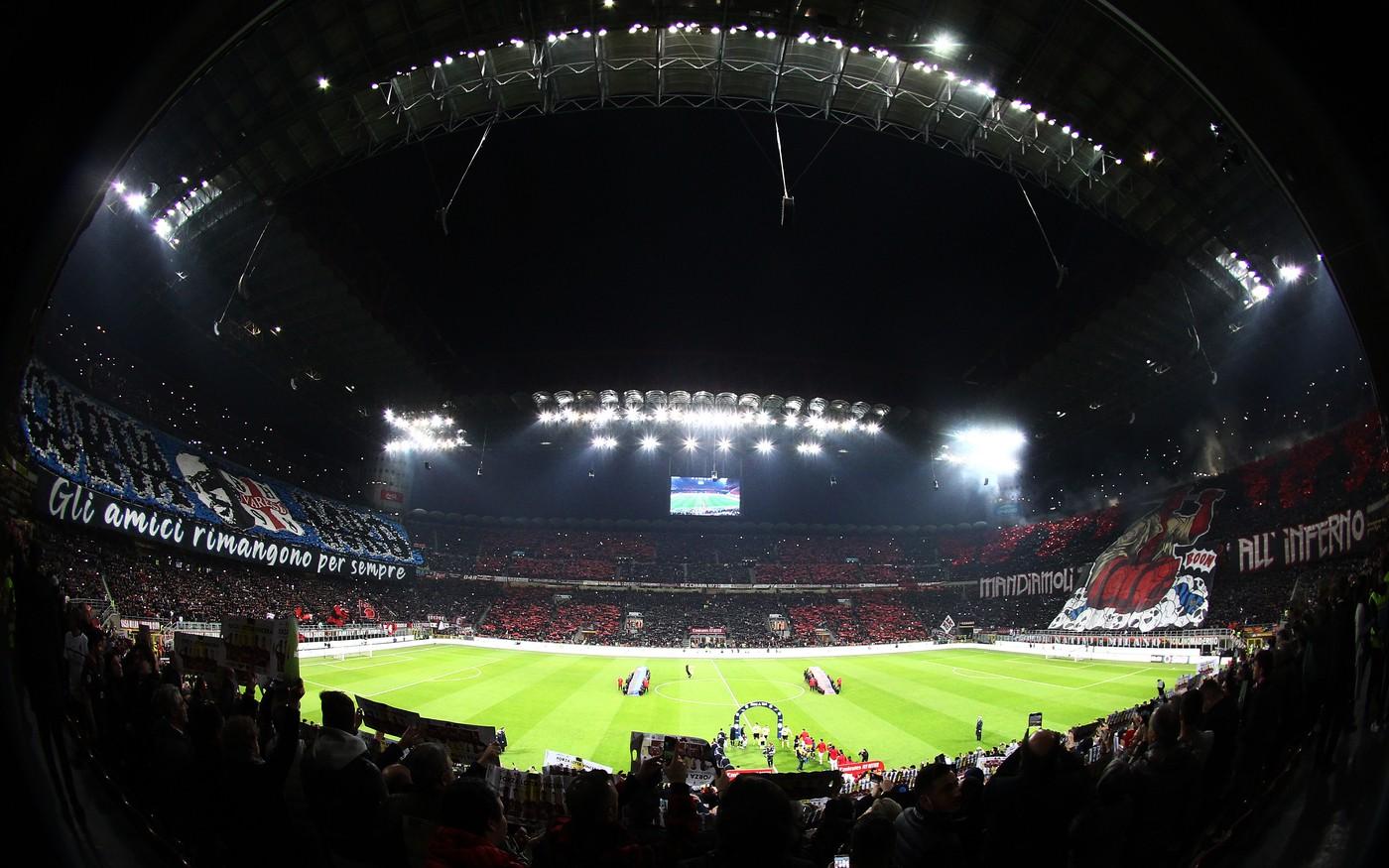 Giuseppe Meazza, Milano (80 mila spettatori) (Spada/LaPresse)