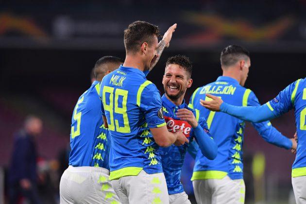 Napoli-Salisburgo 3-0, Le Pagelle Di CalcioWeb [FOTO]