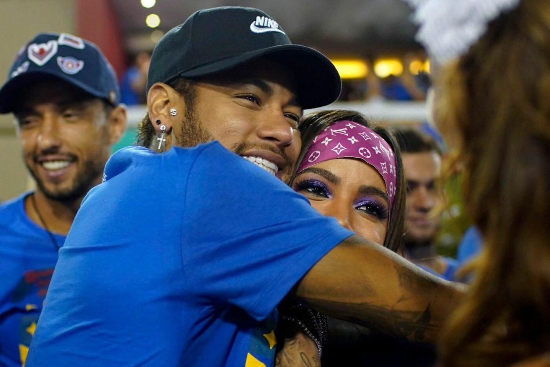 Stupro Neymar