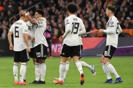 Amichevoli internazionali |  gol e spettacolo tra Germania e Argentina |  finisce 2-2