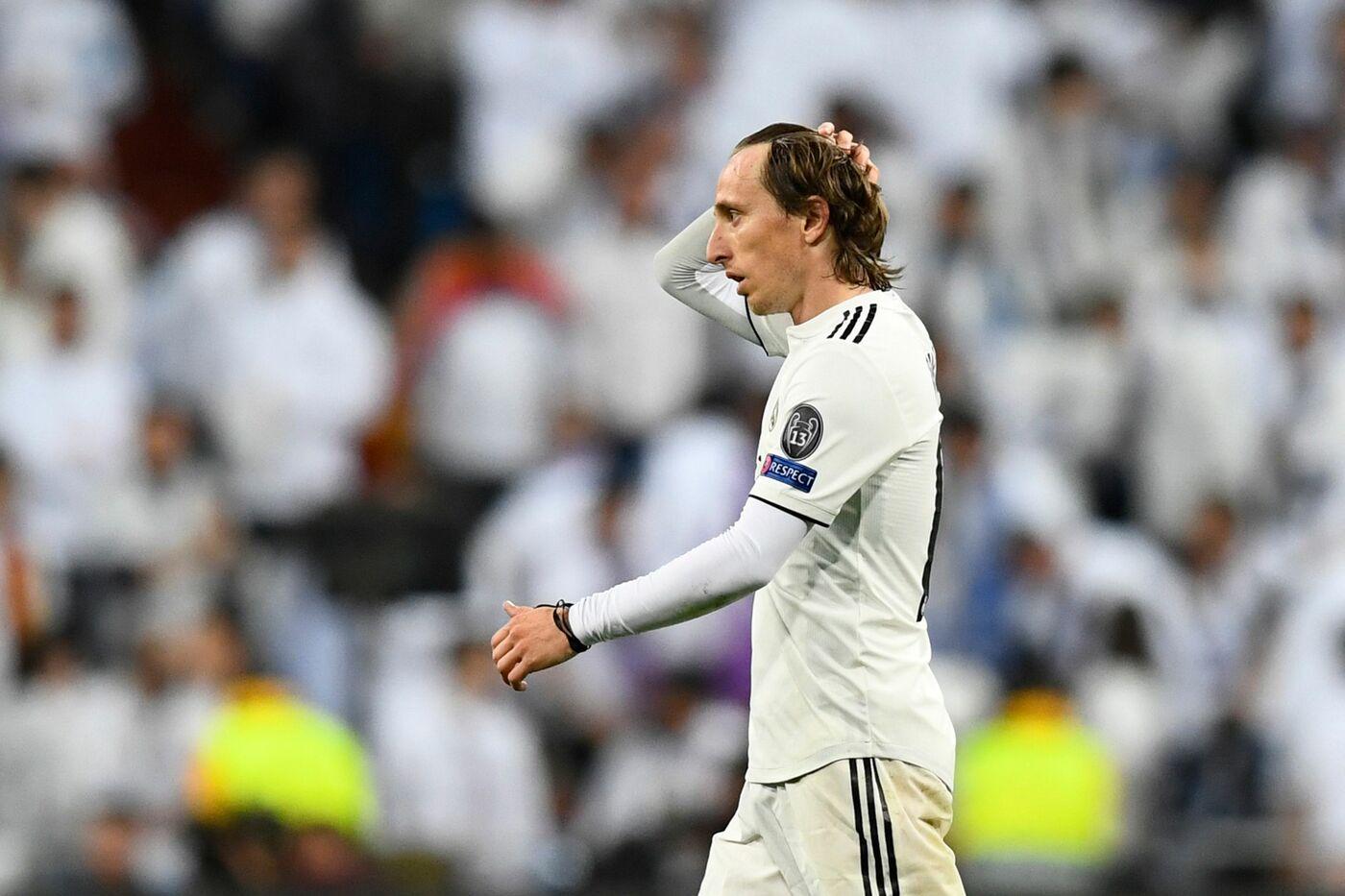 Modric (AFP/LaPresse)