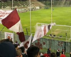 Reggina-Catania 3-0    gli amaranto risorgono con una prestazione convincente