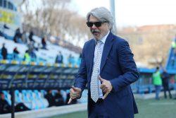 Cessione Sampdoria, fumata grigia: Ferrero dice no a 75 milioni