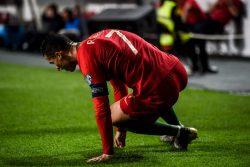 Infortunio Ronaldo, il VIDEO del portoghese: ansia Juve