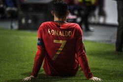 Infortunio Ronaldo, parla il portoghese: i tempi di recupero