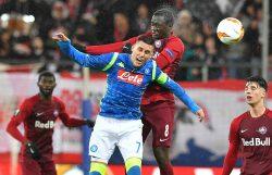 Salisburgo-Napoli 3-1 |  le pagelle di CalcioWeb |  Milik ancora in gol FOTO
