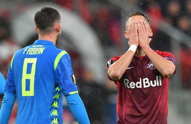 Salisburgo Napoli Hd: Salisburgo-Napoli 3-1, Le Pagelle Di CalcioWeb: Milik