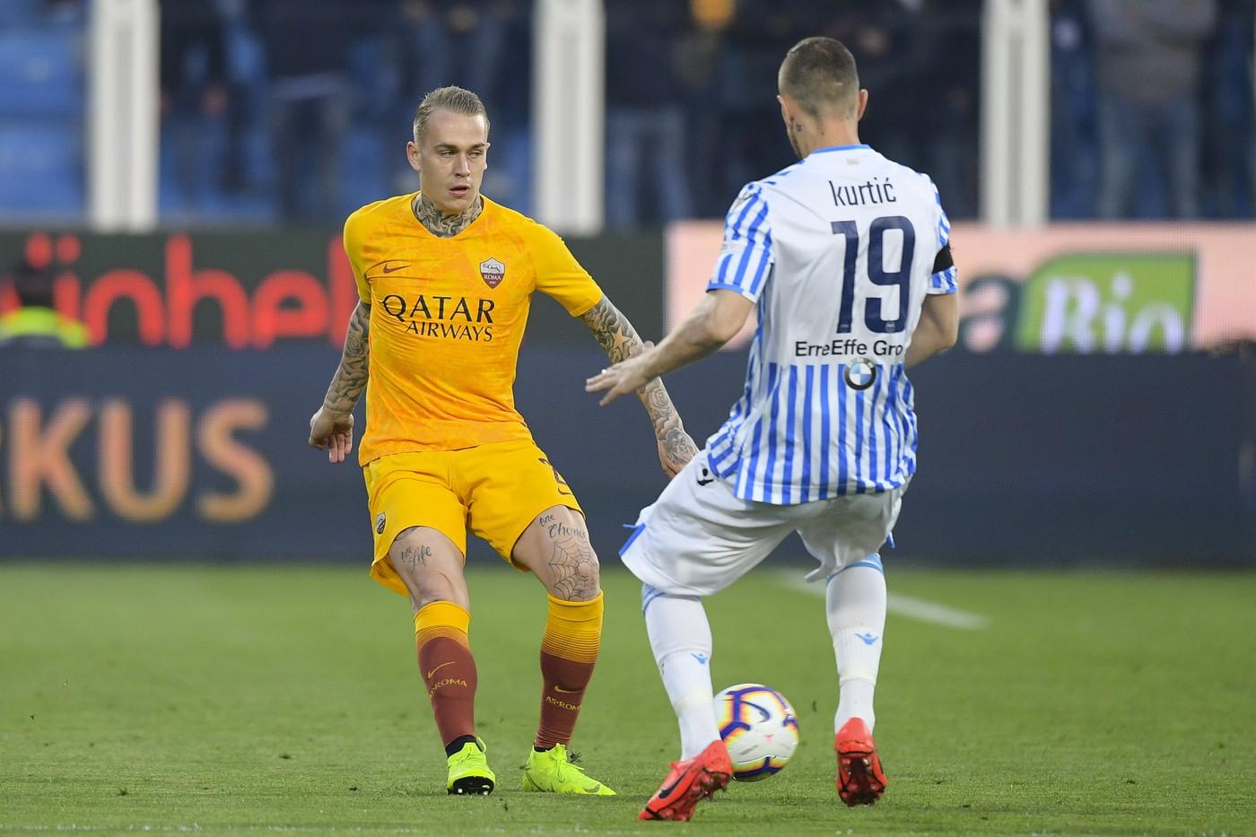 Fabio Rossi/AS Roma/LaPresse LaP