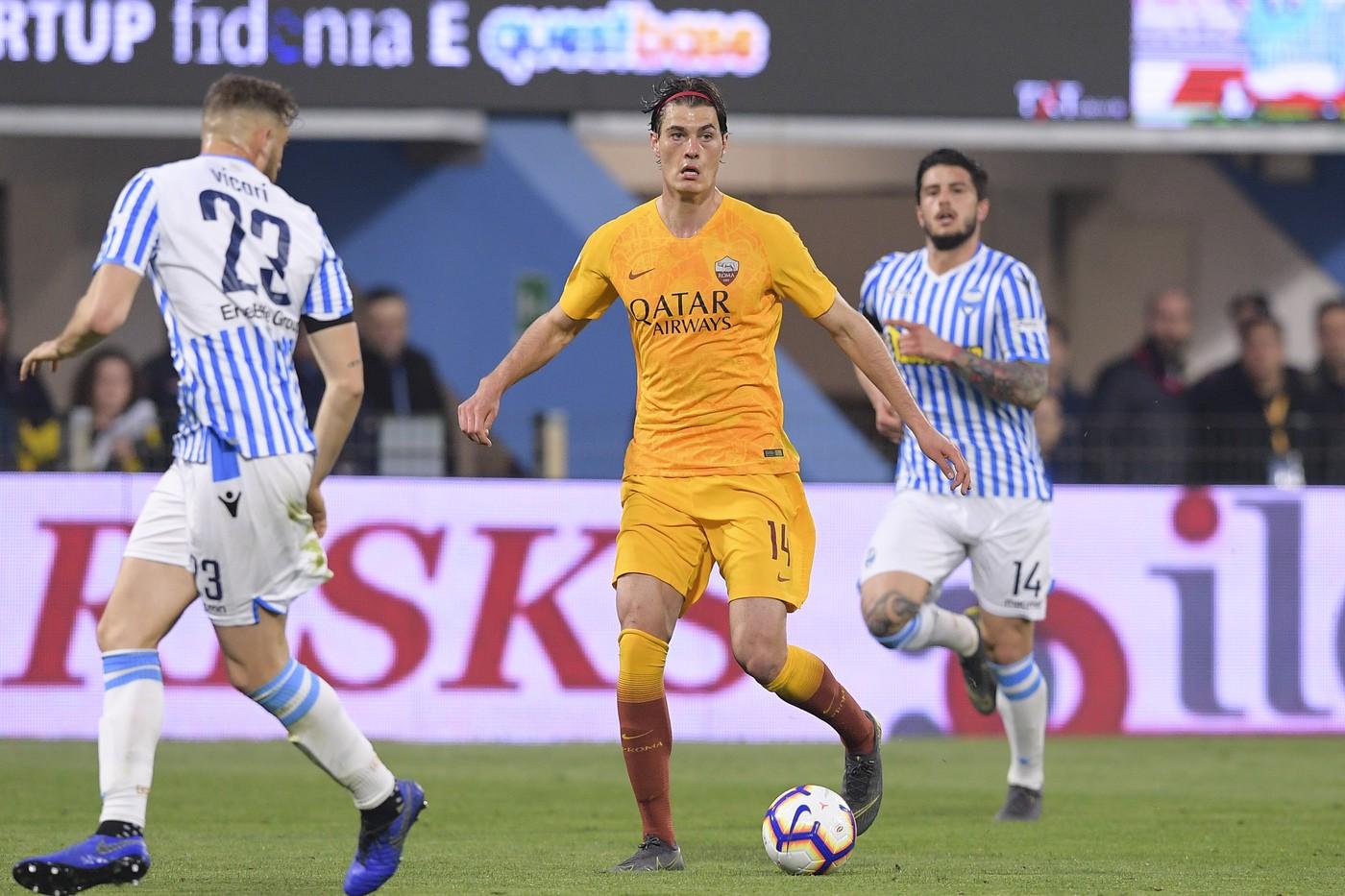 Luciano Rossi/AS Roma/LaPresse L