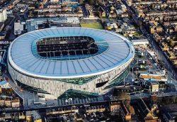 Tottenham, pronto il nuovo stadio: l'impianto è spettacolare