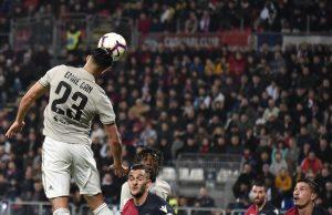 Cagliari Juve pagelle