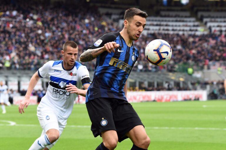 Vecino (Inter) Foto Claudio Grassi/LaPresse