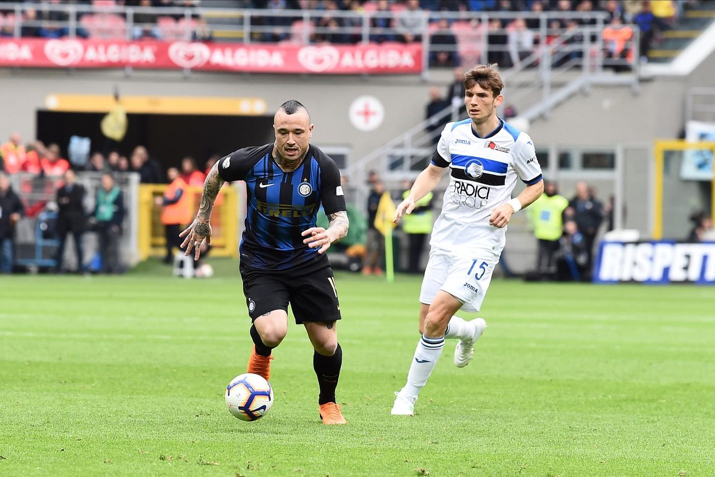 Nainggolan (Inter) Foto Claudio Grassi/LaPresse