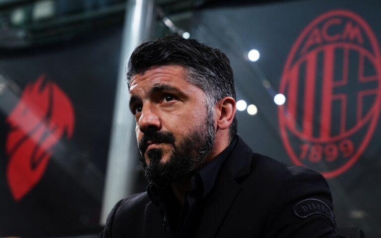Gattuso (Milan) Spada/LaPresse