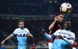 Probabili formazioni Milan Lazio secondo i quotidiani: difes