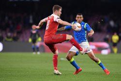 Napoli-Arsenal 0-1 |  le pagelle dei principali quotidiani italiani