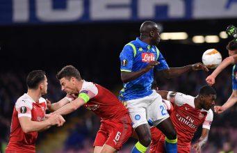 Napoli-Arsenal pagelle