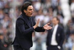 """Atalanta Fiorentina, Montella: """"abbiamo chance di qualificaz"""
